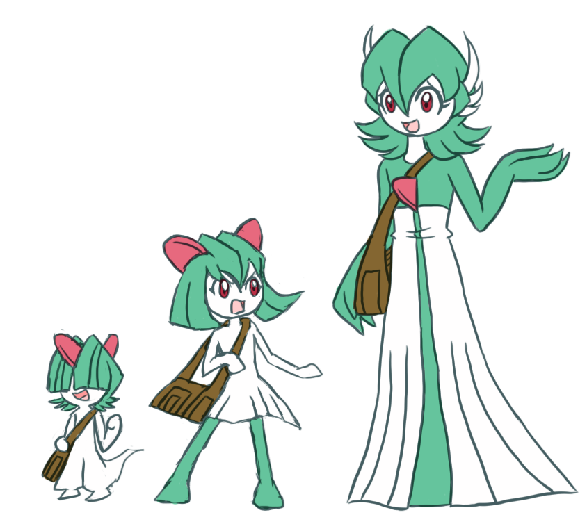 Pokemon Ralts Evolution Chart Images | Pokemon Images