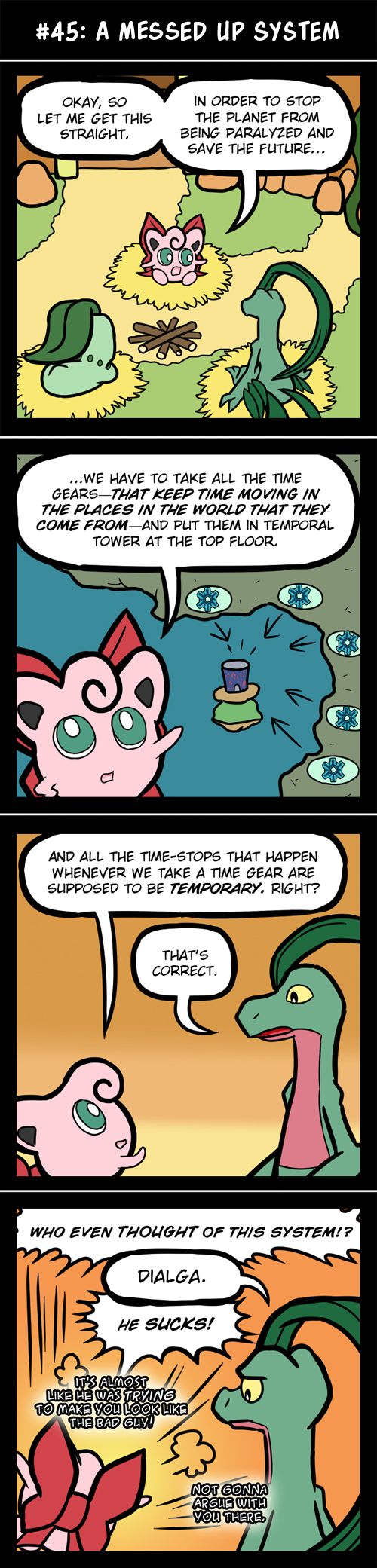 Comic 45 A Messed Up System By Galactic Rainbow On Deviantart