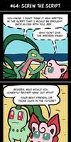 Comic 64 - Screw the Script