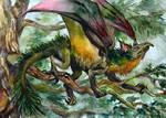 Taiga Dragon by Chukki-kukki