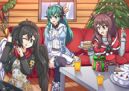 [CM] Christmas Party