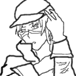 Switch Around Meme: Dark Celestial Uranus -Lineart