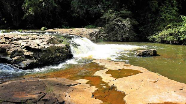Gardners Falls, Maleny 1e