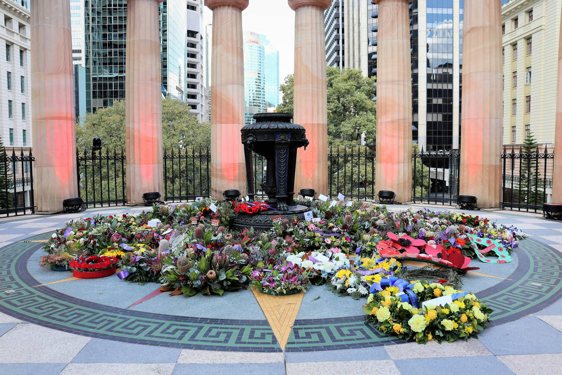 Lest we forget Anzac Day 2021 p