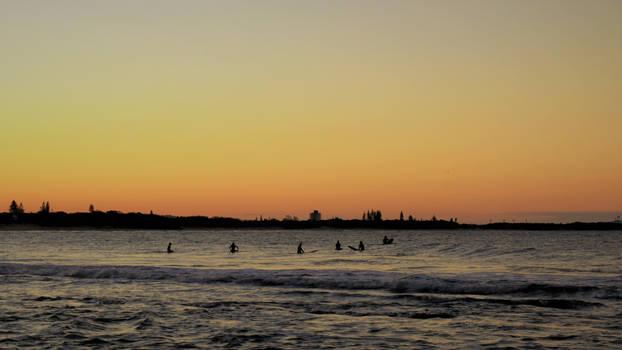 Moffat Beach No.4