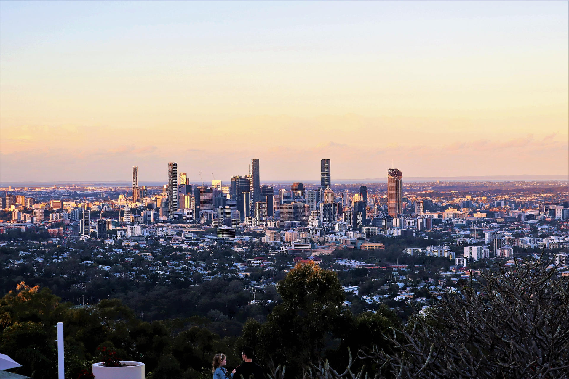 Mount Coot-Tha Summit Lookout No.6