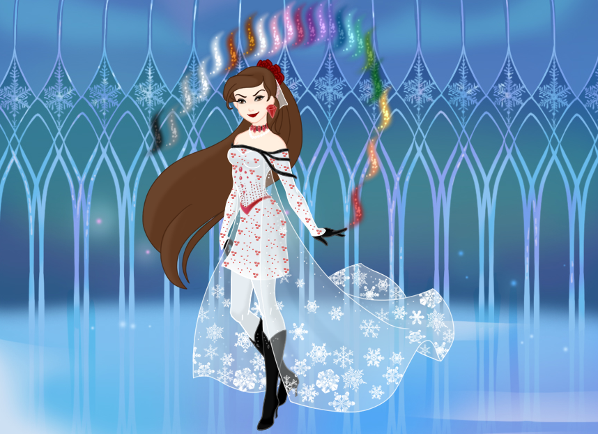 Rebekah Colmare's new outfit and some magic by UltimateAlexandra1