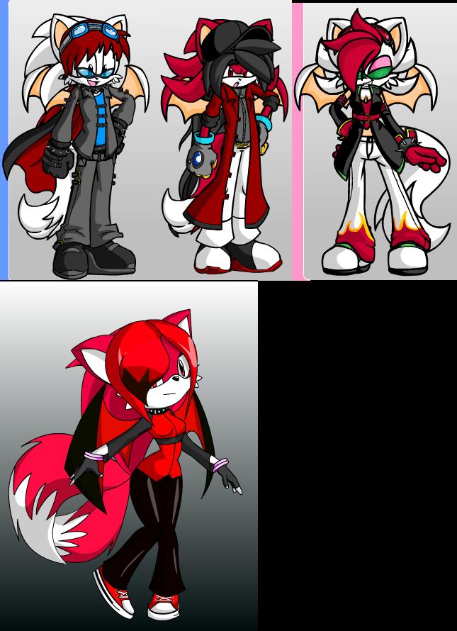 Meet Team Vampfoxhogs by UltimateAlexandra1