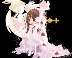 Jenavieve the priestess