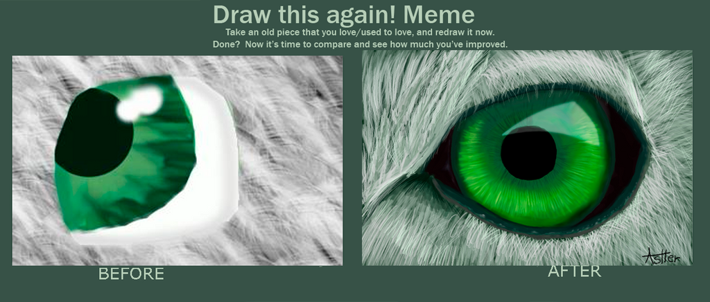 Draw This Again Meme by AsherCypress