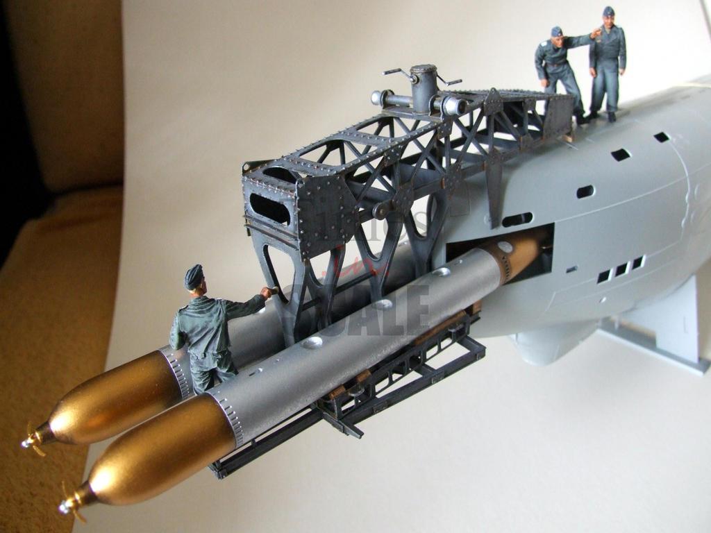 Uboat Type Xxiii Torpedo Loading Cradle