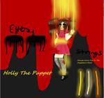 [CreepyPasta Oc]  Holly The Puppet (Bio In Desc.) by xXFeather-MoonXx
