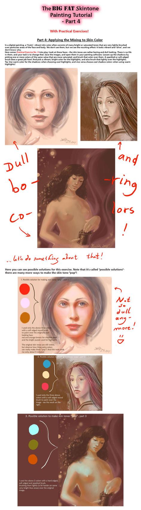 Skintone Tutorial part 4 by KristinaGehrmann