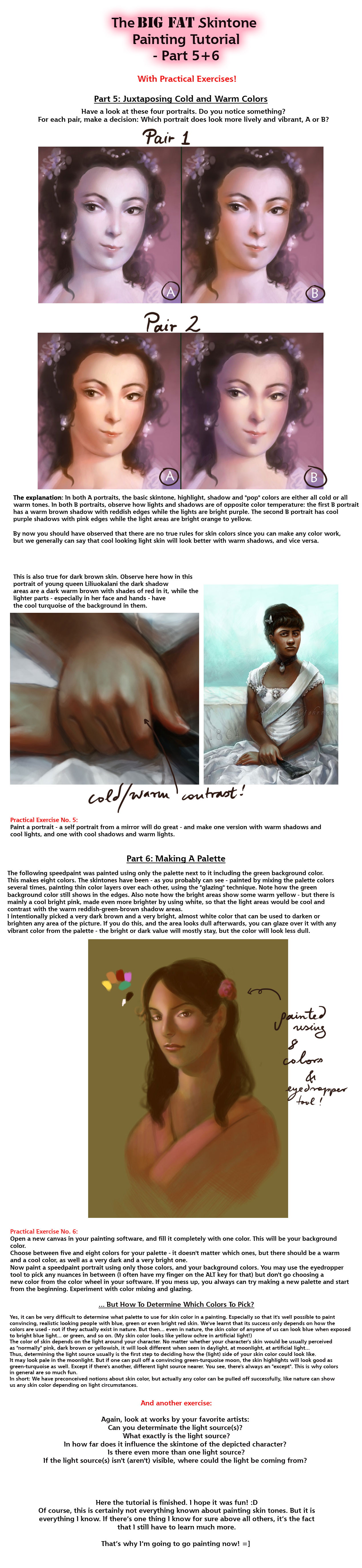 Skintone Tutorial part 5+6 by KristinaGehrmann