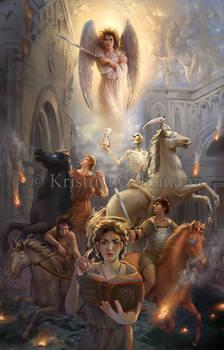 The Revelation of John by KristinaGehrmann