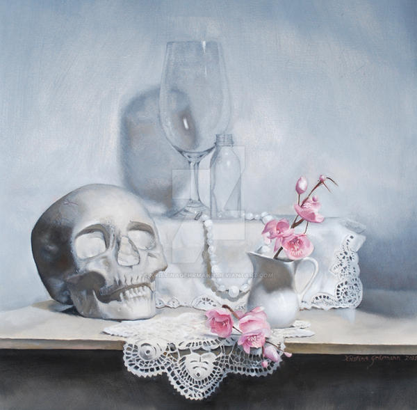 The Fragility Of Life by KristinaGehrmann