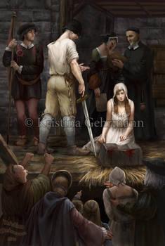 TheExecution of Lady Jane Grey