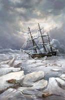 Northwest Passage by KristinaGehrmann