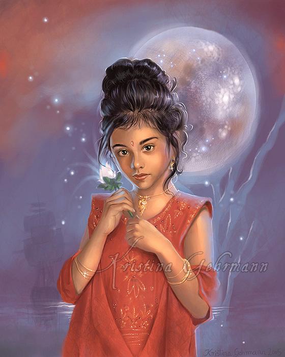 Little Empress by KristinaGehrmann