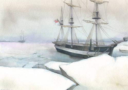 1846 - Erebus and Terror