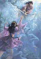 Death of Salome by KristinaGehrmann