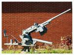 An Anti-Aircraft Gun
