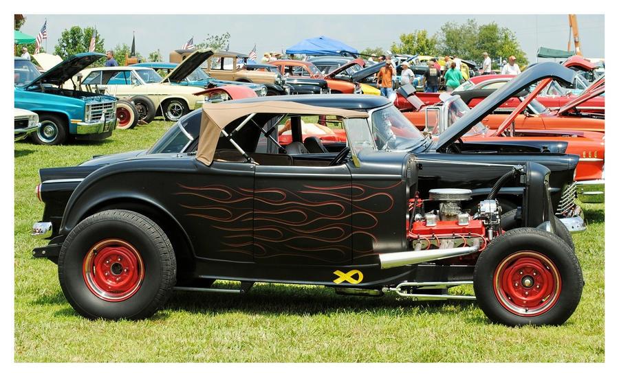 32 Ford Rat Rod