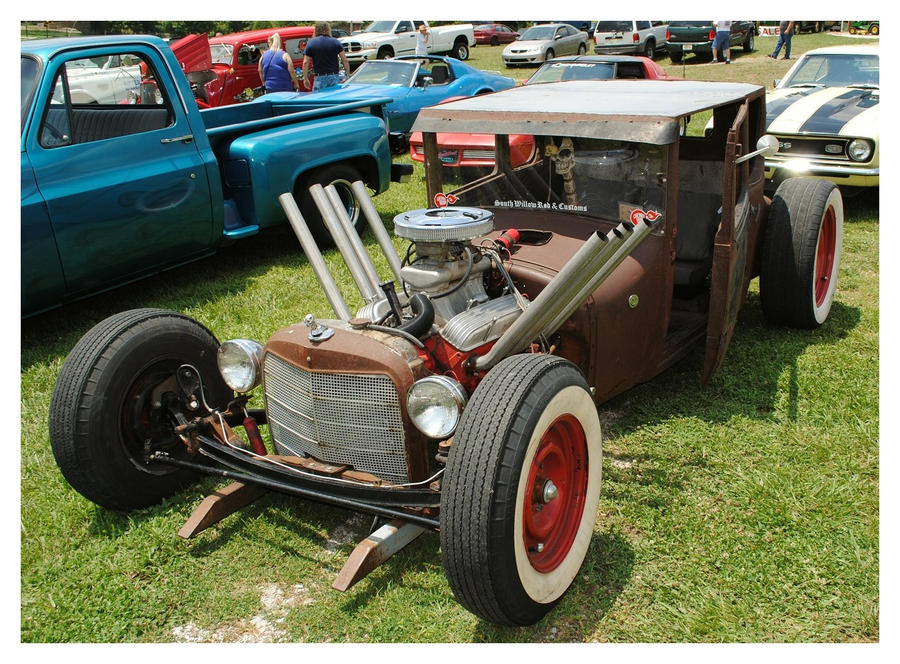 Unique Rat Rod by TheMan268 on DeviantArt