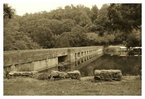 Standing Stone Dam by TheMan268