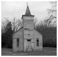 Flynn's Lick Church by TheMan268