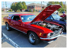 1970 Mustang by TheMan268
