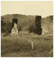 Forgotten Chimneys by TheMan268