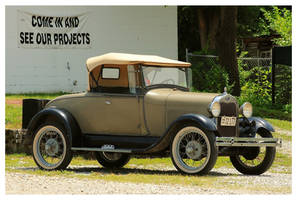 A 1929 Model A by TheMan268