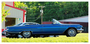 Cool Buick Electra Convertible by TheMan268