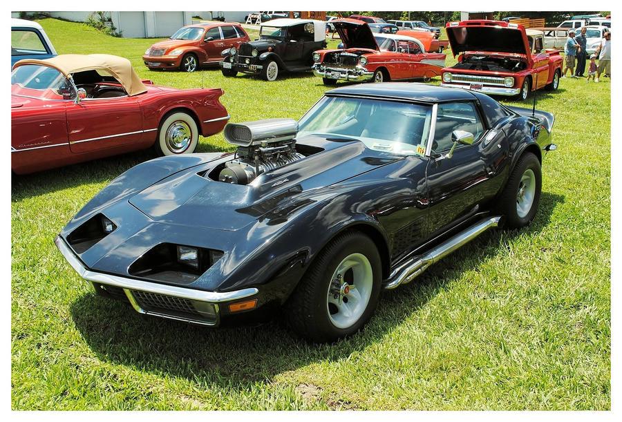 Corvette C3 Supercharger Autos Weblog