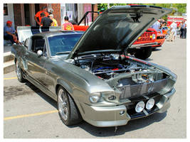 1967 Shelby Mustang Eleanor by TheMan268