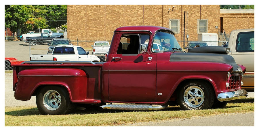 Hot Rod Chevy Truck by TheMan268