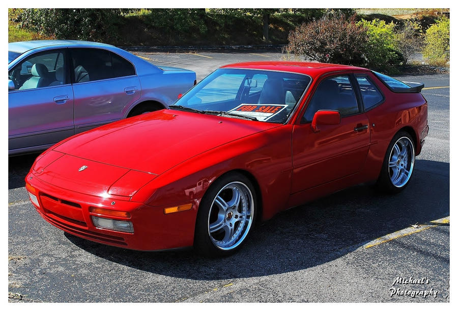 A 1987 Porsche 944 Turbo by TheMan268 on DeviantArt