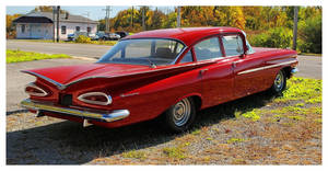 1959 Chevy Biscayne