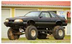 Mustang 4x4