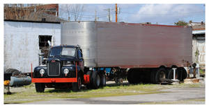 Mack Tractor and Trailer by TheMan268