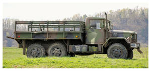 Your Own Army Truck
