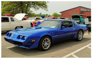 A Cool Blue Trans Am by TheMan268