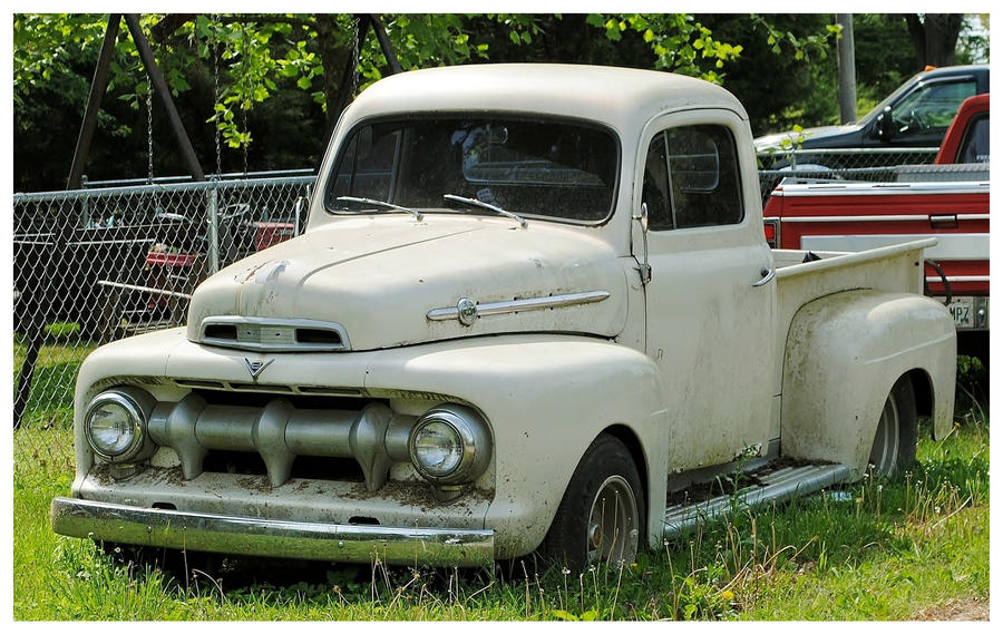 Old Ford Truck 97