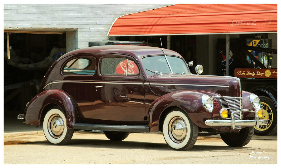A Ford Deluxe by TheMan268