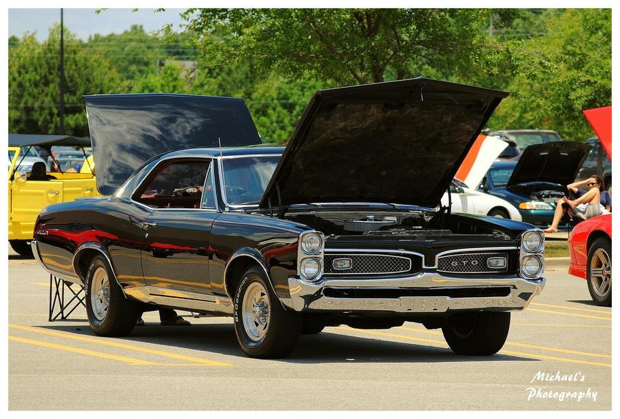 A Nice Pontiac GTO by TheMan268