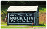 When You See Rock City You See The Best by TheMan268
