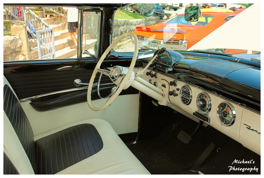 1955 Ford Crown Victoria Interior By Theman268 On Deviantart