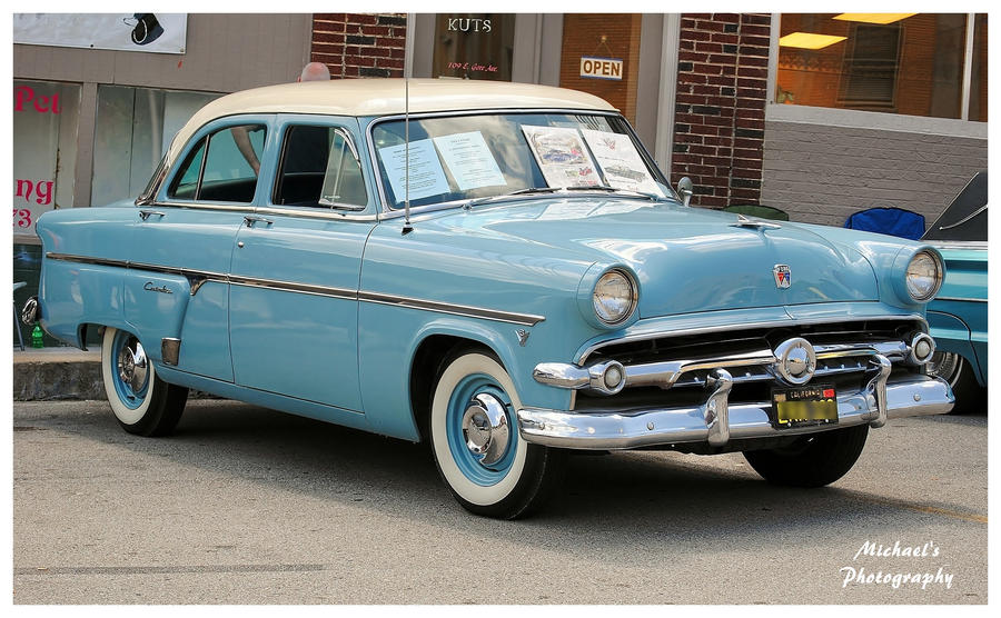 1954 Ford Customline by TheMan268