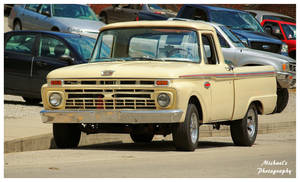 A Nice Old Ford Truck by TheMan268